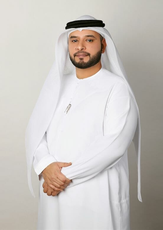 Ishaq Yousef Khan, Division Head of Sales & Coverage, Commercial Banking in ADCB
