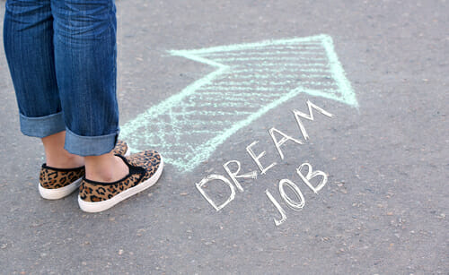 Is there such a thing as a dream job?