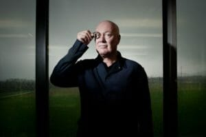 Jean-Claude Biver, President of the Watch Division, LVMH Group and CEO of TAG Heuer