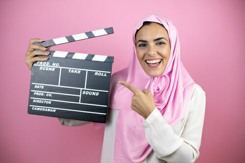 Saudi and Qatar playing courtship role with Hollywood