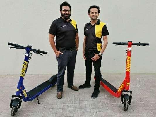 Be there in a jiffy: A 10-min delivery convenience to sweep the GCC on e-scooters