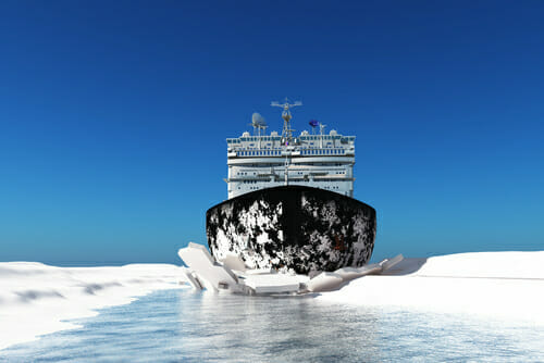 The Suez Canal has a rival looking to dredge in arctic waters