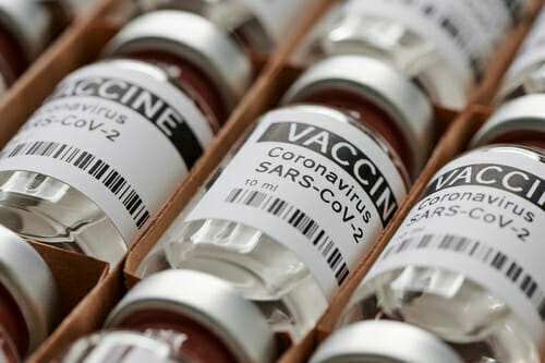 If already double vaccinated, mixing boosters now recommended