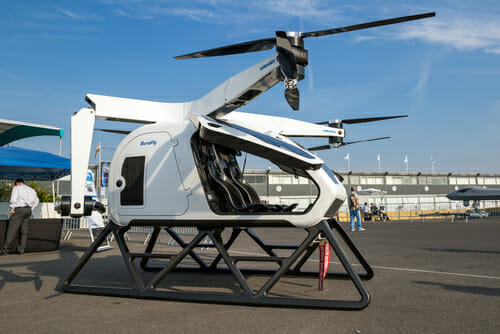 The UAE inches closer to launching Air Taxis, safety remains a concern